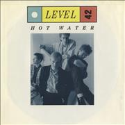 "Level 42 Hot Water USA 7"" vinyl"