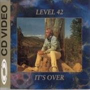 Click here for more info about 'Level 42 - It's Over - C.D. Video'