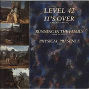 Click here for more info about 'Level 42 - It's Over (Remix)'