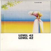 Level 42 Level 42 USA cassette album