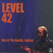 Click here for more info about 'Level 42 - Live At The Apollo, London'