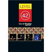 Level 42 Live At Wembley UK DVD