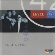 Click here for more info about 'Level 42 - On A Level'