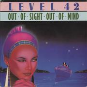 Click here for more info about 'Level 42 - Out Of Sight Out Of Mind'