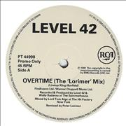 Click here for more info about 'Level 42 - Overtime'