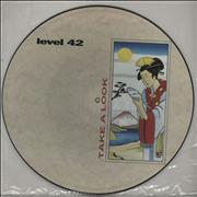 Click here for more info about 'Level 42 - Take A Look'