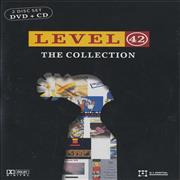 Level 42 The Collection UK 2-disc CD/DVD set