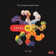 Level 42 The Complete Polydor Years 1985-1989 - Sealed UK cd album box set