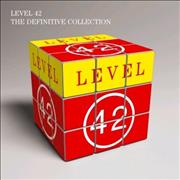 Level 42 The Definitive Collection UK CD album