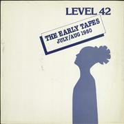 Click here for more info about 'Level 42 - The Early Tapes'