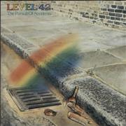 Click here for more info about 'Level 42 - The Pursuit Of Accidents + Lyric Insert'