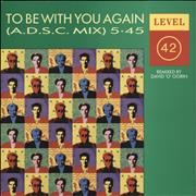 Click here for more info about 'Level 42 - To Be With You Again - A.D.S.C. Mix'