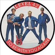 Click here for more info about 'Level 42 - To Be With You Again'