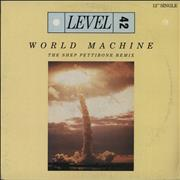 Click here for more info about 'Level 42 - World Machine'
