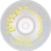 Levert All Season USA CD single Promo