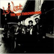 Levert The Big Throwdown UK vinyl LP