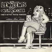 Click here for more info about 'Lew Lewis - Out For A Lark'