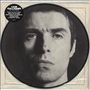 Liam Gallagher As You Were UK picture disc LP