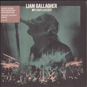 Click here for more info about 'Liam Gallagher - MTV Unplugged - Splatter Vinyl'
