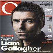 Click here for more info about 'Liam Gallagher - Q Magazine - Summer 2019'