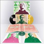 Liam Gallagher Why Me? Why Not? - 140gm Vinyl Vinyl + Bonus CD - Sealed UK vinyl box set