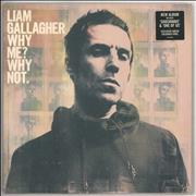 Click here for more info about 'Liam Gallagher - Why Me? Why Not - Green Vinyl - Sealed'