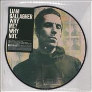 Click here for more info about 'Liam Gallagher - Why Me? Why Not'