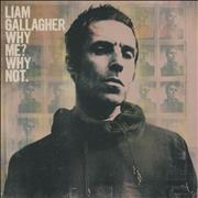 Click here for more info about 'Liam Gallagher - Why Me? Why Not?'