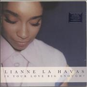 Click here for more info about 'Is Your Love Big Enough? - 180gram Vinyl + Sealed'