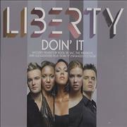 Click here for more info about 'Liberty X - Doin' It'