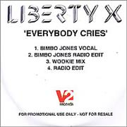 Click here for more info about 'Liberty X - Everybody Cries'