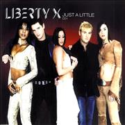 Click here for more info about 'Liberty X - Just A Little - CD1'