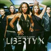 Click here for more info about 'Liberty X - Thinking It Over'
