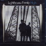 Click here for more info about 'Lighthouse Family - High - Blue Titled Sleeve'