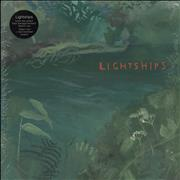 Click here for more info about 'Lightships - Electric Cables'