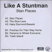 Click here for more info about 'Like A Stuntman - Stan Places EP'