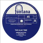 Click here for more info about 'Lilac Time - American Eyes'
