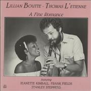 Click here for more info about 'Lillian Boutté - A Fine Romance'