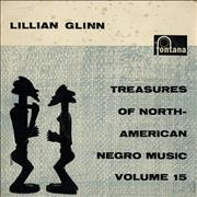 Click here for more info about 'Lillian Glinn - Treasures Of North-American Negro Music Volume 15'