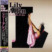 Click here for more info about 'Lily Allen - It's Not Me, It's You'