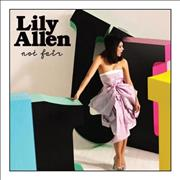 Click here for more info about 'Lily Allen - Not Fair'