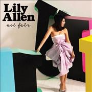 Click here for more info about 'Lily Allen - Not Fair - Sealed'