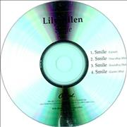 Click here for more info about 'Lily Allen - Smile'