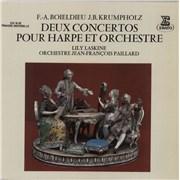 Click here for more info about 'Lily Laskine - F.A. Boieldieu: Concerto Pour Harpe et Orchestre / J.B. Krumpholz: Concerto No. 6 Pour Harpe et Orch'
