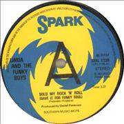Click here for more info about 'Linda & The Funky Boys - Sold My Rock'n'Roll (Gave It For Funky Soul) - A-Label'