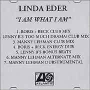 Click here for more info about 'Linda Eder - I Am What I Am'
