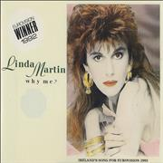 Click here for more info about 'Linda Martin - Why Me?'
