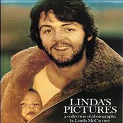 Click here for more info about 'Linda McCartney - Linda's Pictures + Dust Jacket'