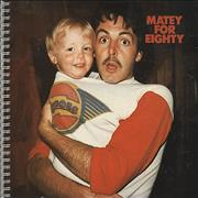 Click here for more info about 'Paul McCartney and Wings - Matey For Eighty'