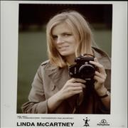 Click here for more info about 'Linda McCartney - Portrait Photos by Paul McCartney - Set Of 3'